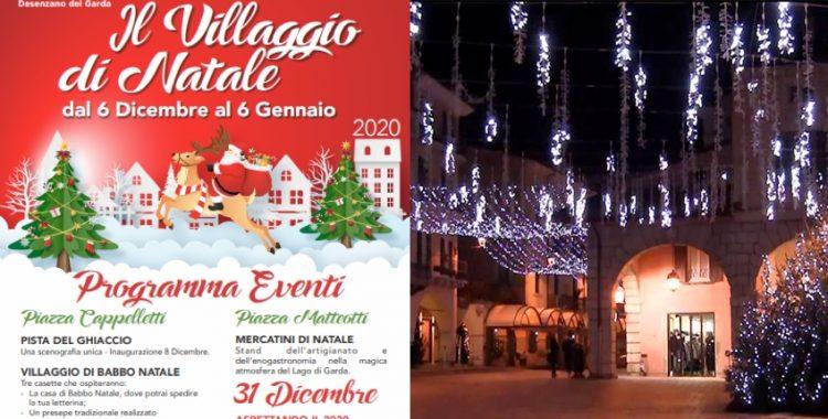 Weihnachtliche Momente in Desenzano