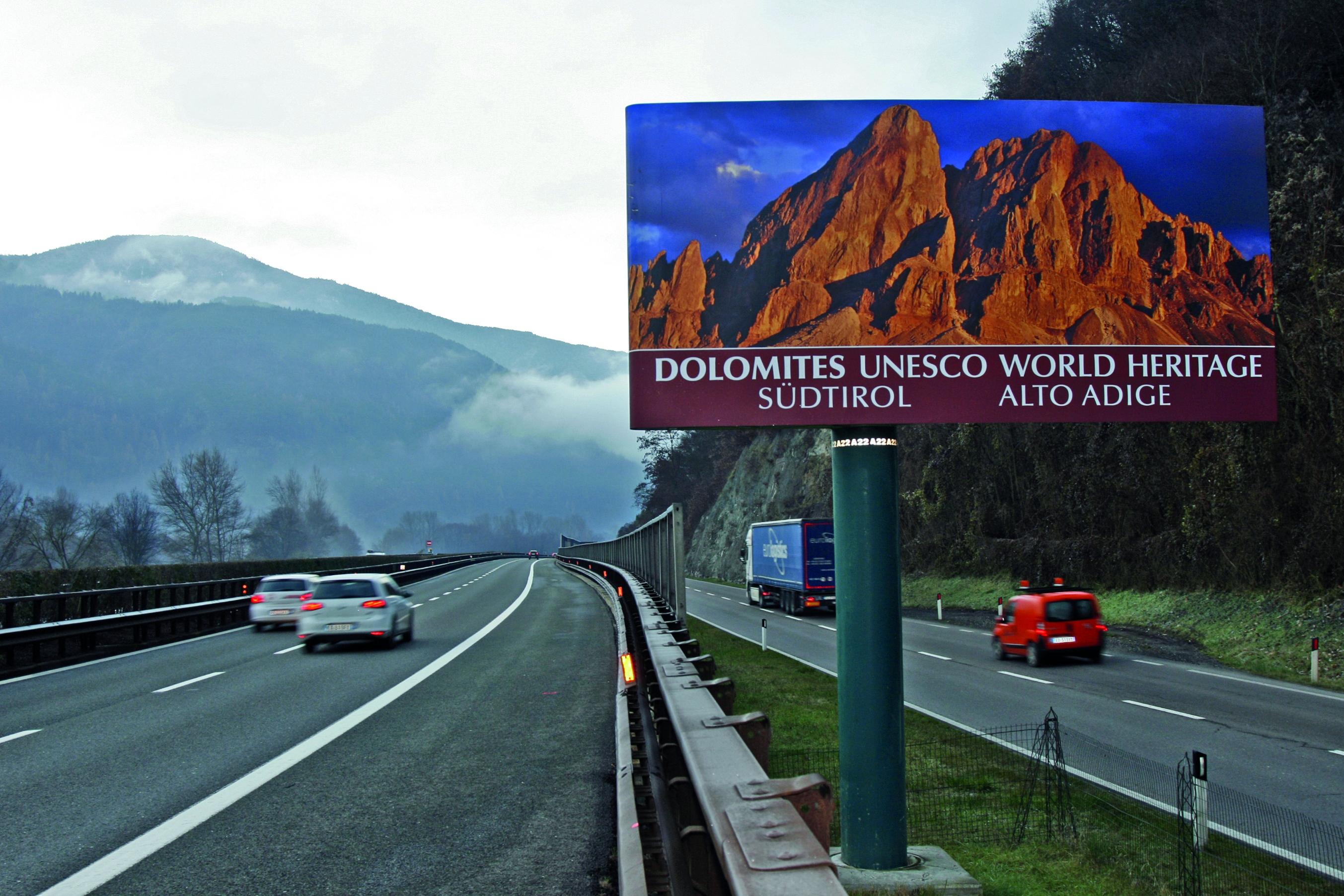 Brennerautobahngesellschaft  fährt historisches Rekordergebnis ein