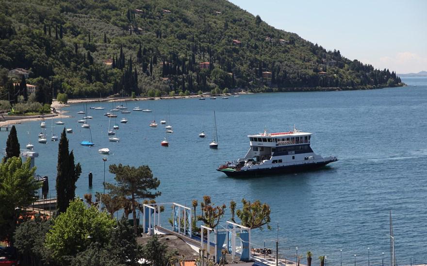 Ferry Torri-Maderno nimmt ihren Betrieb wieder auf