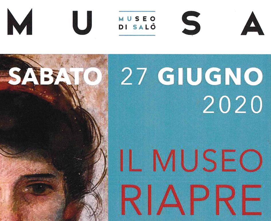Das Museum MU.SA kann mit Online-Buchung besichtigt werden