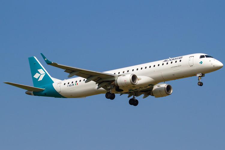 Air Dolomiti nimmt Flüge vom Flughafen Verona wieder auf