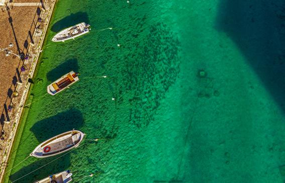 Tourismus Peschiera Infopoint wieder für die Öffentlichkeit geöffnet