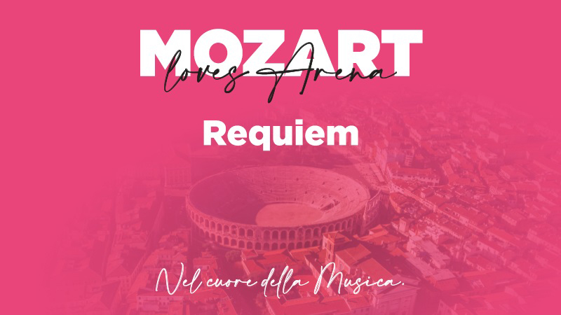31. Juli: Mozart Requiem in der Arena
