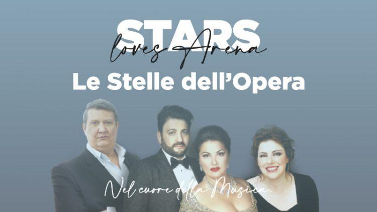 """Verona: """"Die Opernstars"""" am 1. August in der Arena"""