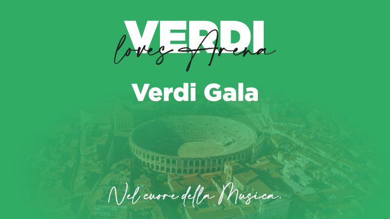 Verona: Am 8. August Verdi-Gala in der Arena