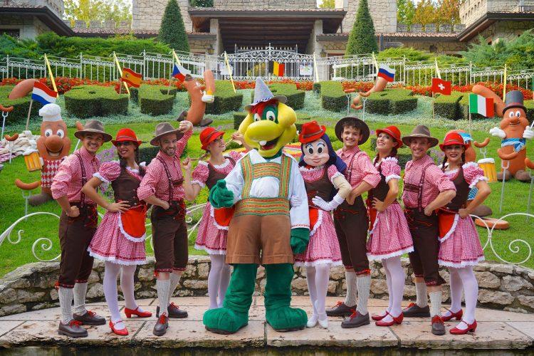 Oktoberfest im Gardaland: noch bis zum 29. September