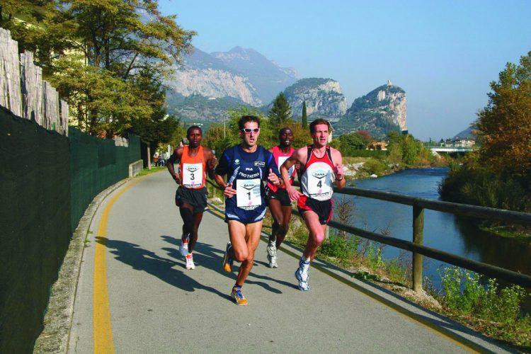 Garda Trentino Halbmarathon im Fernsehen