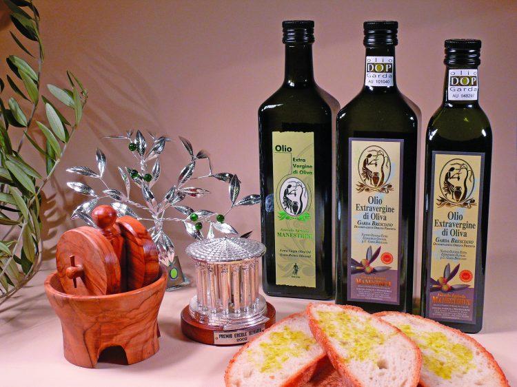 Manestrini Dop-Olivenöl: ein Spitzenprodukt Made in Italy