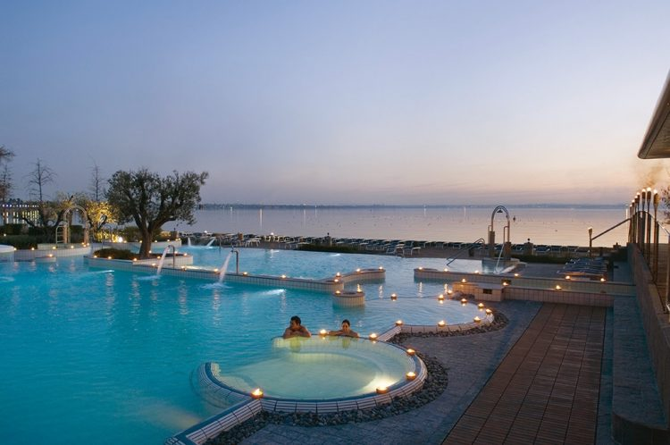 Wellness pur in Sirmione