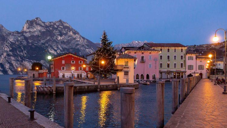 Weihnachten im Garda Trentino