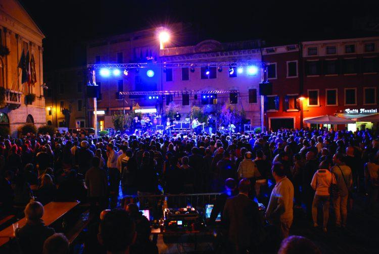 Musik-Festival in Bussolengo