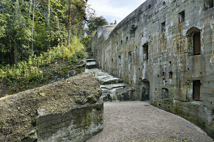 Forte Garda kann wieder besichtigt werden