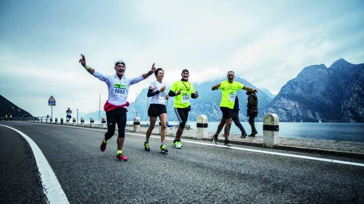 Sport-Event im Oktober: 13. Lake Garda Marathon