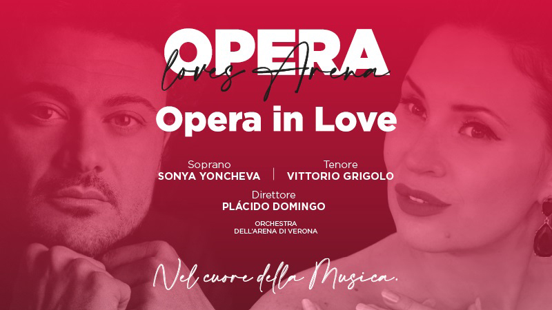 "Verona, 29. August: ""Opera in Love"" in der Arena"