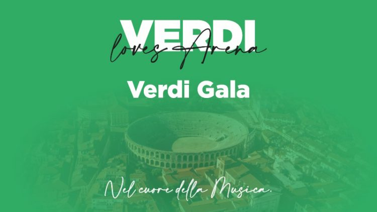 Verona: Am 8. August Verdi-Gala in der Arena