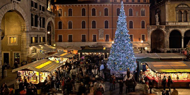 Weihnachtsmärkte in Verona