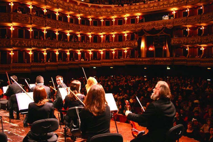 "Verona: ""September der Akademie"" in Teatro Filarmonico"