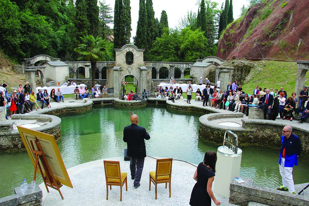 Das Vittoriale wird ab dem 18. Mai in Gardone wiedereröffnet