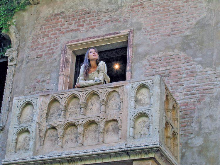 Verona: Drehkreuze am Haus Julias geplant