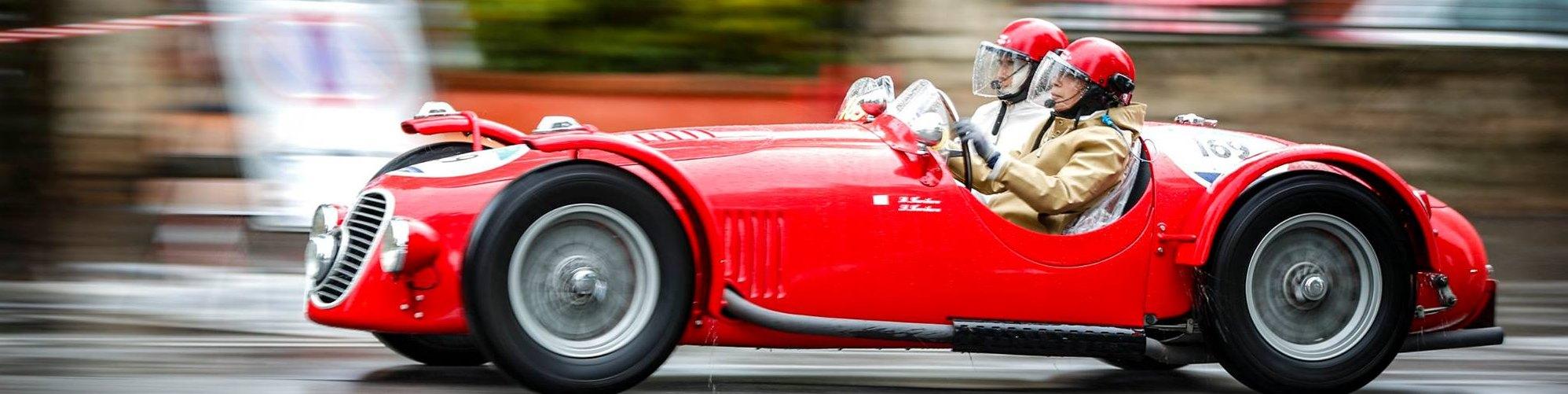 """Garda begrüßt die 1000 Miglia, das """"schönste Rennen der Welt"""""""