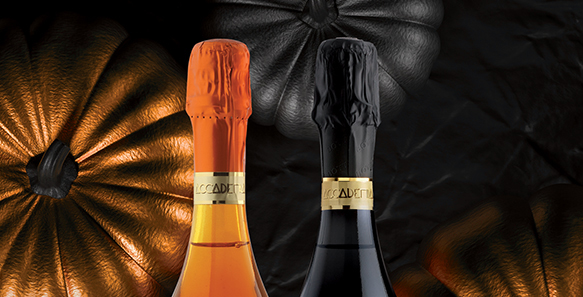 Accademia Rainbow Prosecco: Halloween-Party mit Stil