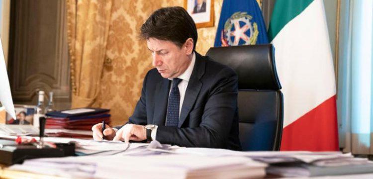 Conte unterzeichnet neues Dekret