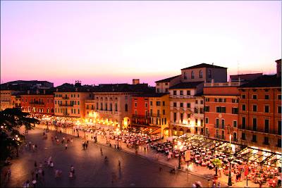 Verona platziert sich auf Rang sechs der Städte, in denen es sich am besten lebt