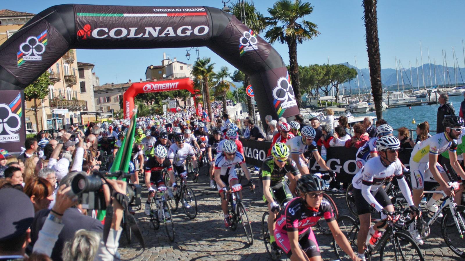 Vorbereitungen für Colnago Cycling Festival haben begonnen