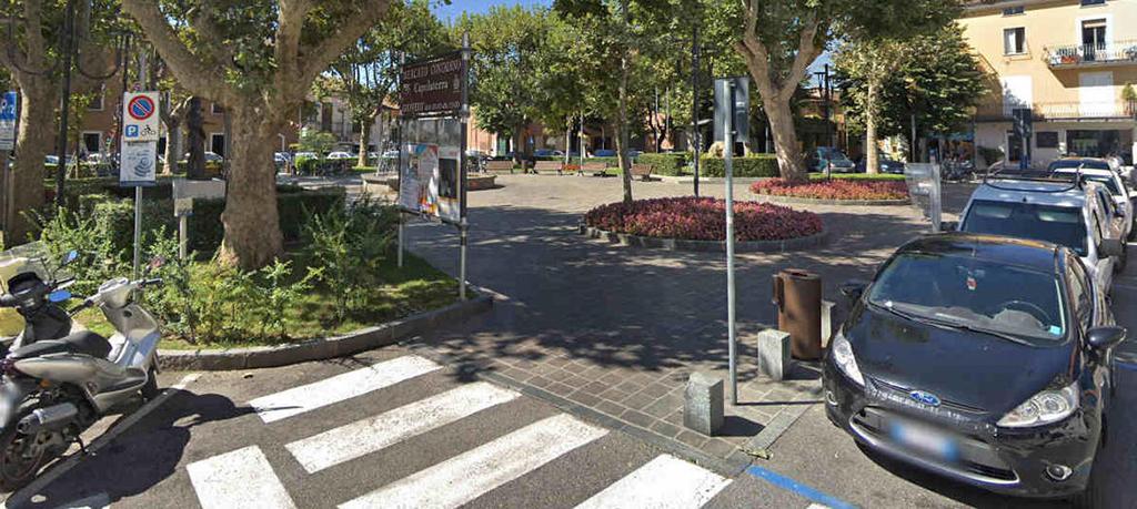 Kostenloses Parken in Desenzano
