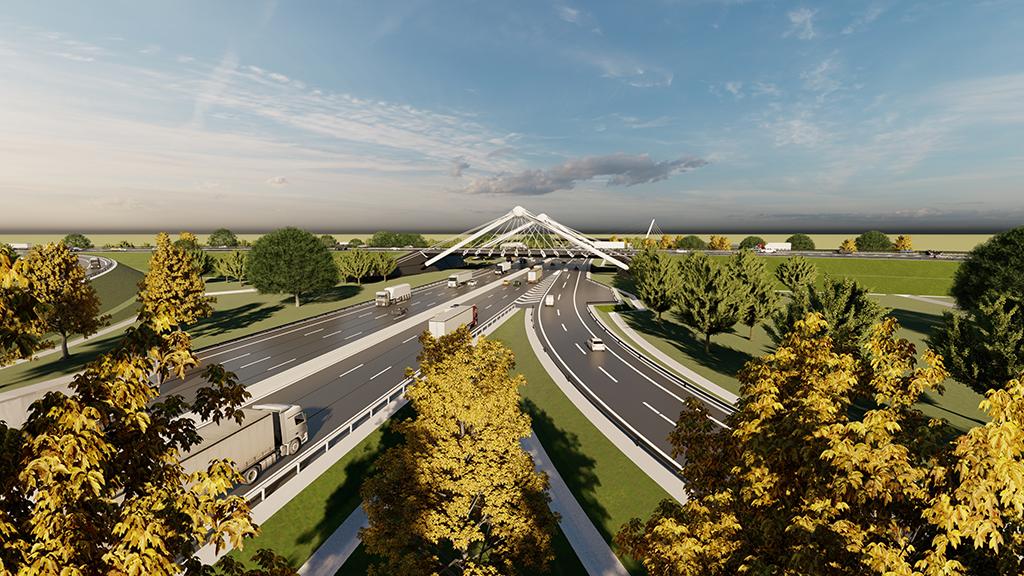 A22: neue Verbindung zur A1 – Verwaltungsrat genehmigt Ausführungsprojekt