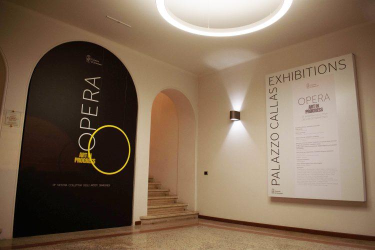 Die Ausstellung der Künstler von Sirmione ab dem 5. Februar wiedereröffnet