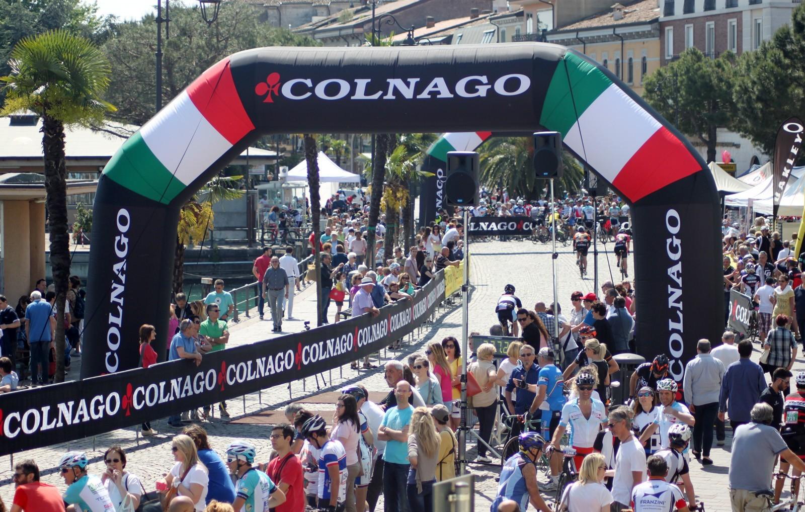 Colnago Cycling Festival auf den 17., 18. und 19. September verschoben