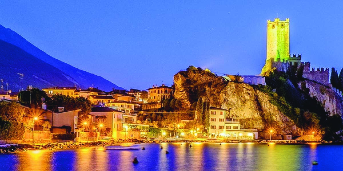 Malcesine im Rennen um den Titel des schönsten Dorfes Italiens