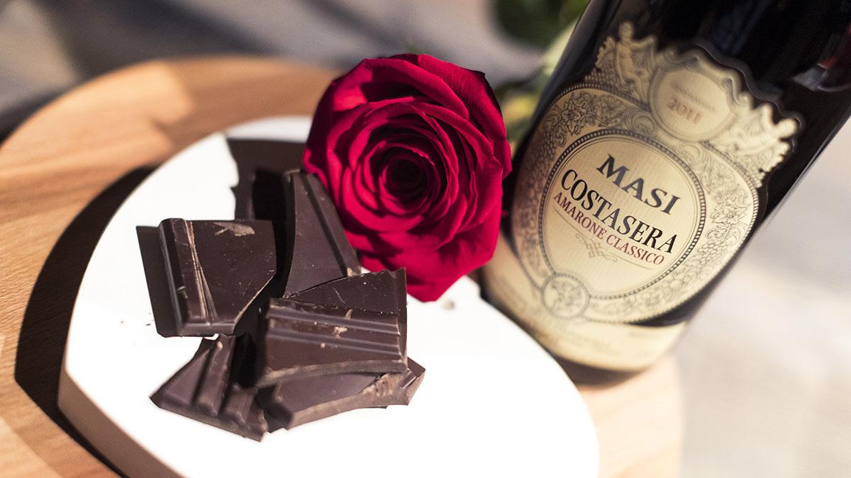 Valentinstag mit Masi Costasera