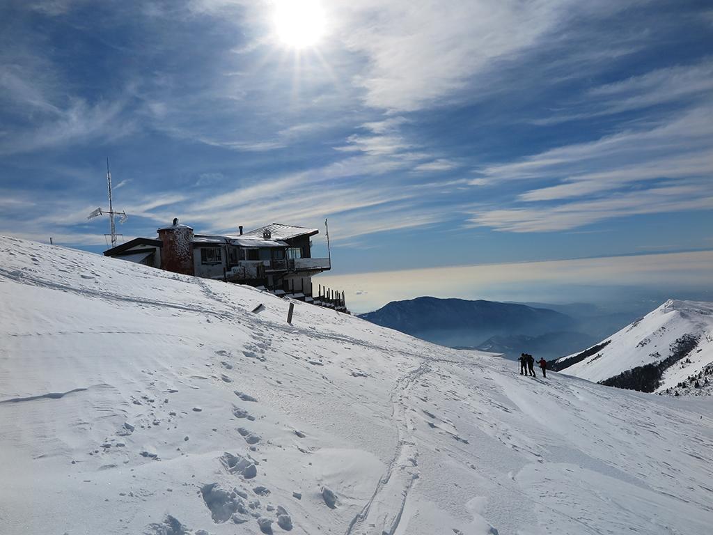 Malcesine: Verbot von Wanderungen und Skitouren auf dem Monte Baldo aufgehoben