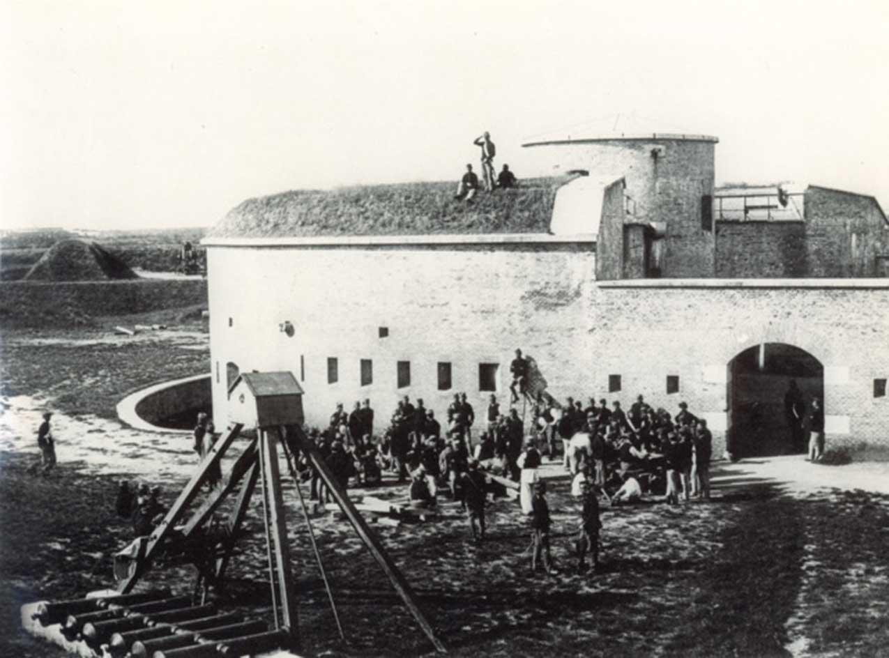 Verona: Das österreichischen Festung taucht auf der Baustelle der ehemaligen Tabakfabrik wieder auf