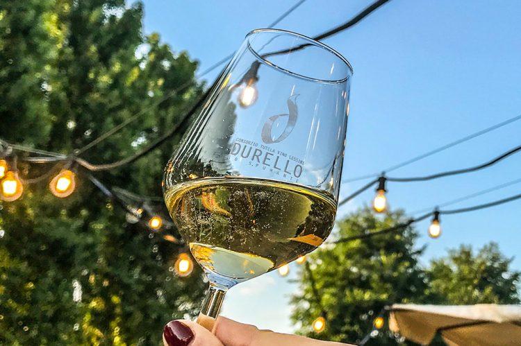 Prickelnder Jahresauftakt für Durello-Wein