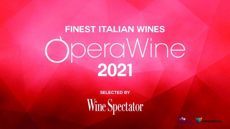 Verona: Opera Wine mit Wine Spectator