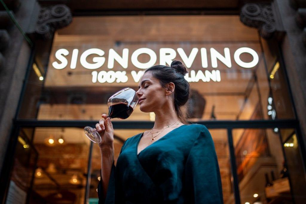 Signorvino: Rotweine sind die Verkaufsschlager des Jahres 2020