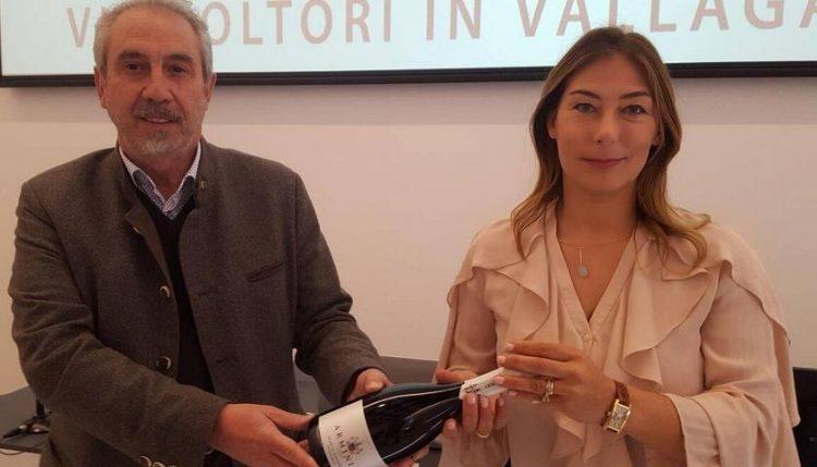 Zum ersten Mal eine Frau an der Führung einer Trentiner Weinkellerei