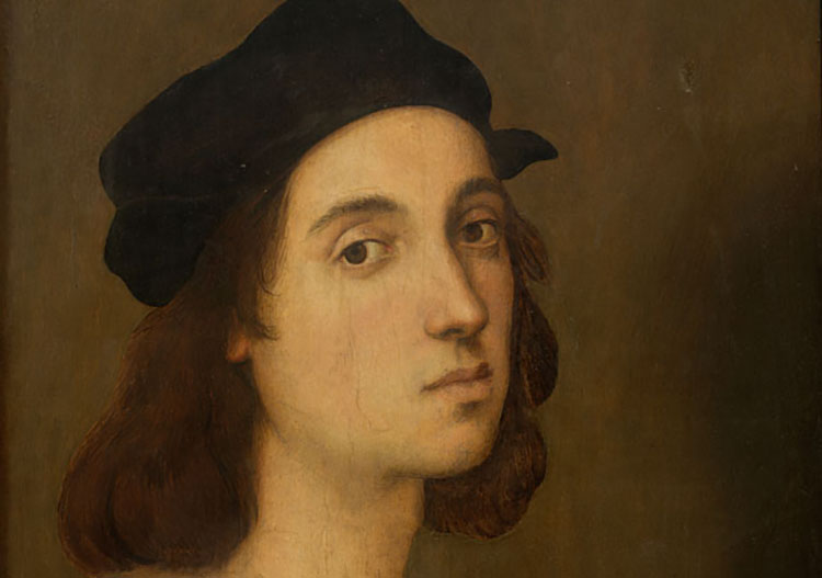 Rovereto: Picasso, de Chirico und Dalí im Dialog mit Raffael im Mart Museum