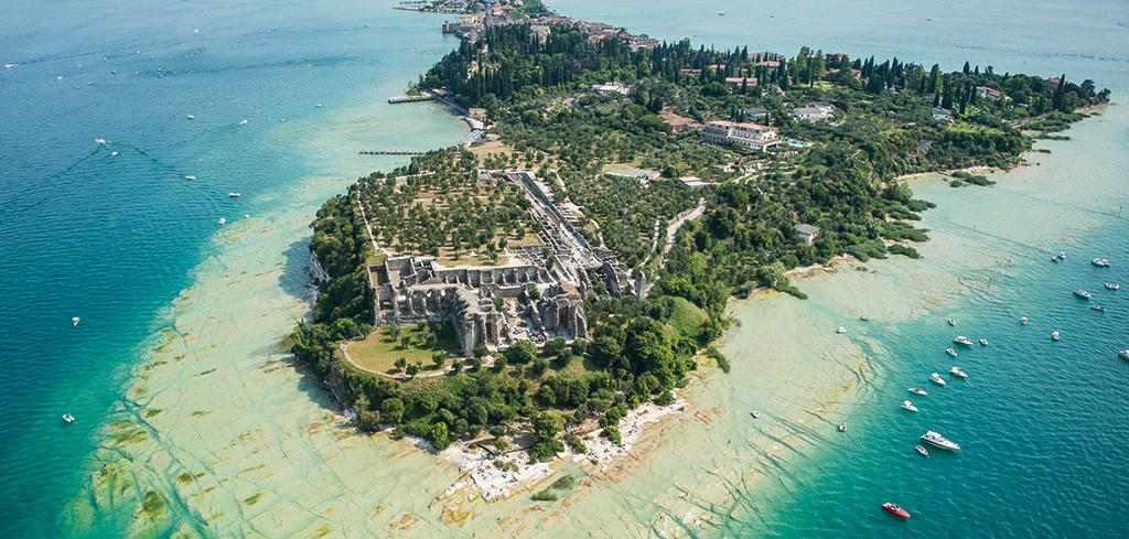 Lombardei in der gelben Zone, Museen wieder geöffnet. Auch die am Gardasee