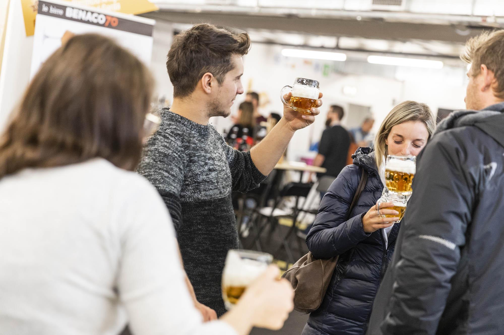 Solobirra: 244 Craft-Biere aus aller Welt messen sich in Riva del Garda