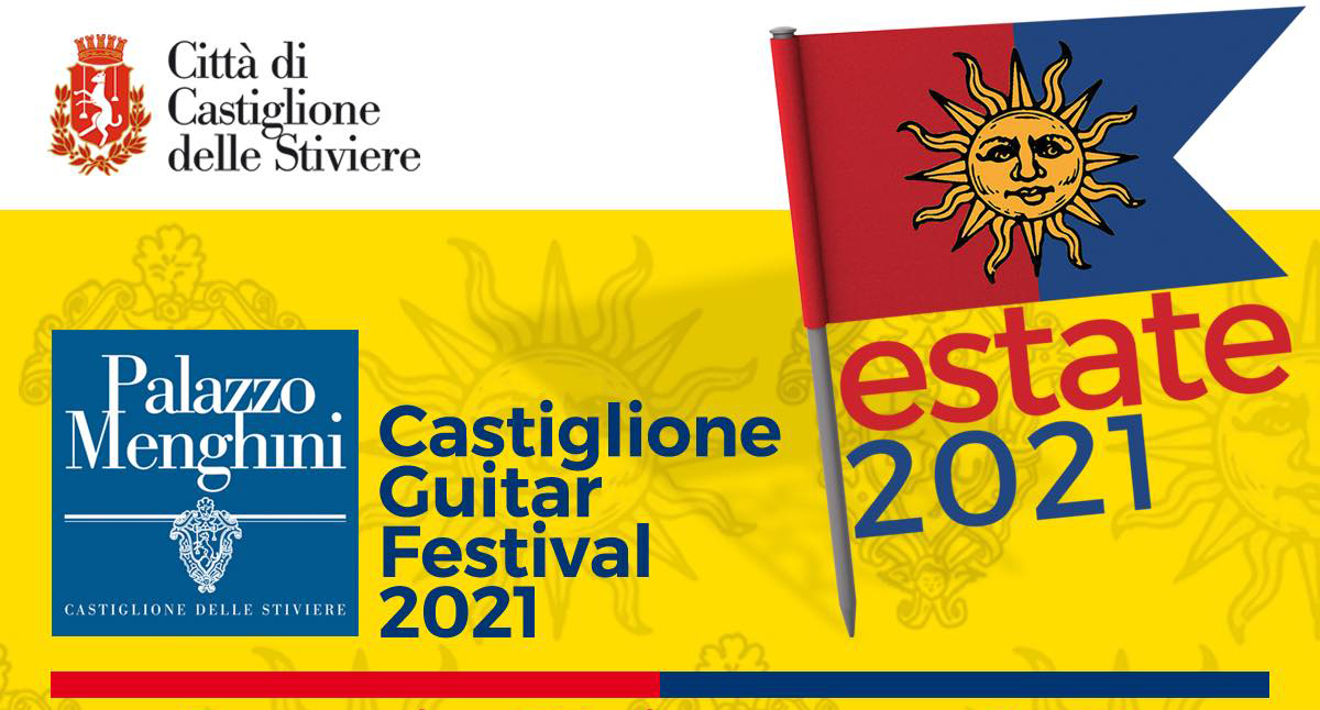 Castiglione delle Stiviere: vom 24. bis 27. Juni das Gitarrenfestival 2021