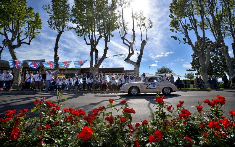 Die 1000 Miglia in Sirmione am 19. Juni: Oldtimer, Spannung und veränderte Verkehrsführung