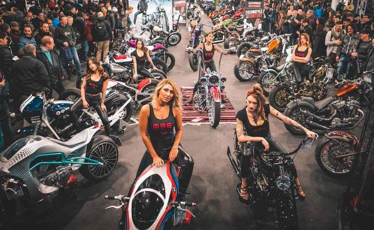 Laufend in Verona die Motor Bike Expo bis Sonntag, 20. Juni