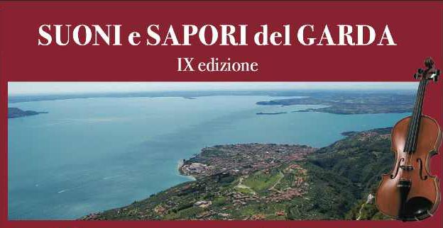 """In Gardone Riviera, Suoni e Sapori del Garda """"à la manière italienne"""""""