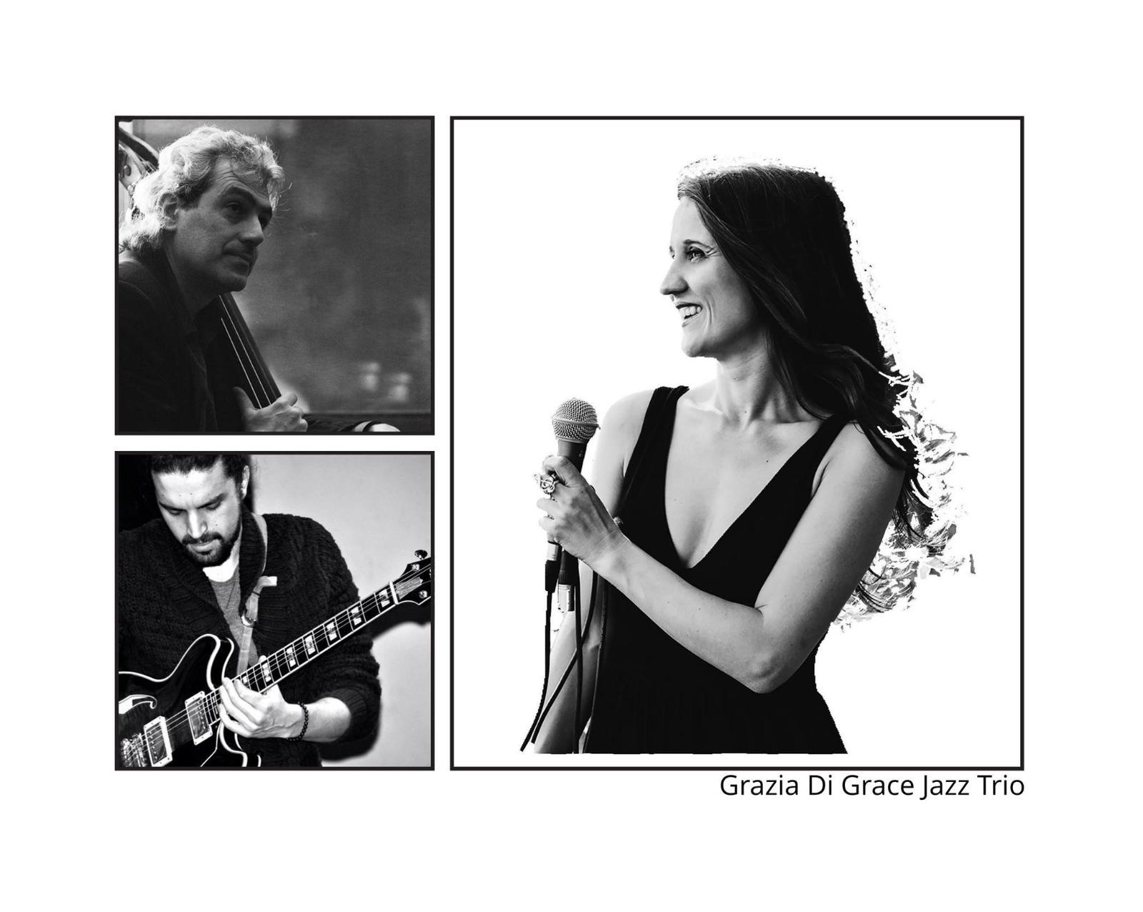 Der Jazz von Grazia Di Grace beim Verona Mura Festival, mit Gin-Verkostung
