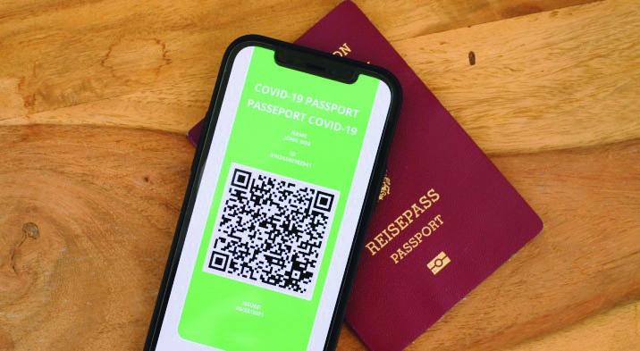 Ab 6. August ist in Italien der Green Pass gültig