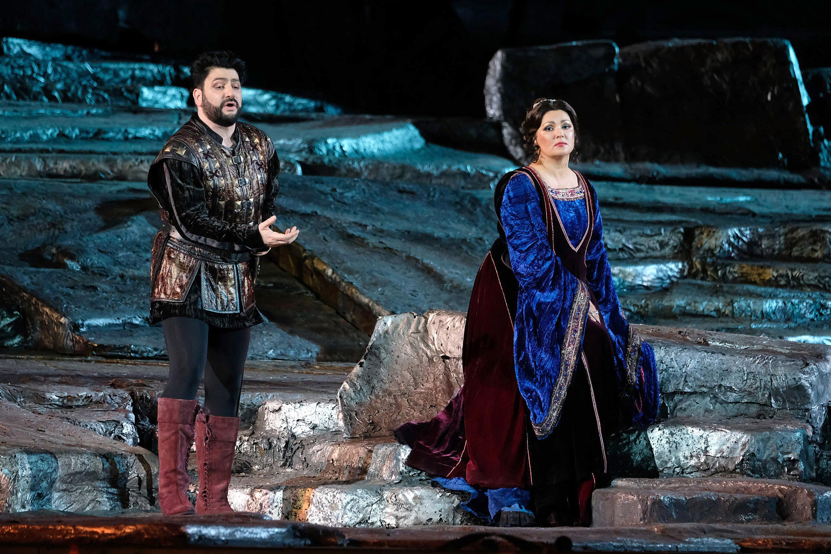 5. August, 20.45 Uhr, die letzte Turandot der Stars in der Arena